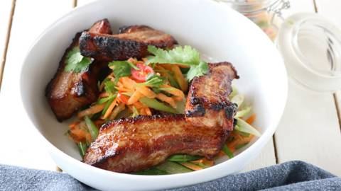 Honey Roast Pork