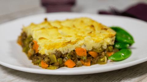 Aoife's Shepherd's Pie