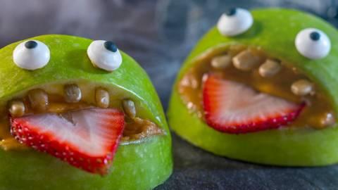 Naughty fruit monster