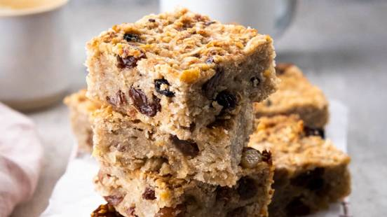 Refined Sugar Free Energy Bars