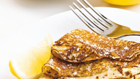 Pancake Tuesday Crêpes