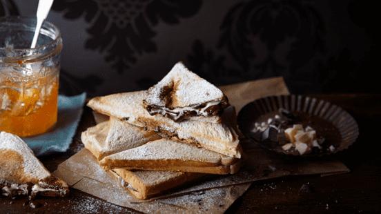 Double Chocolate Toast