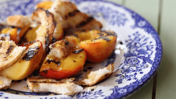 Roasted Fruit Salad by Caitríona Redmond