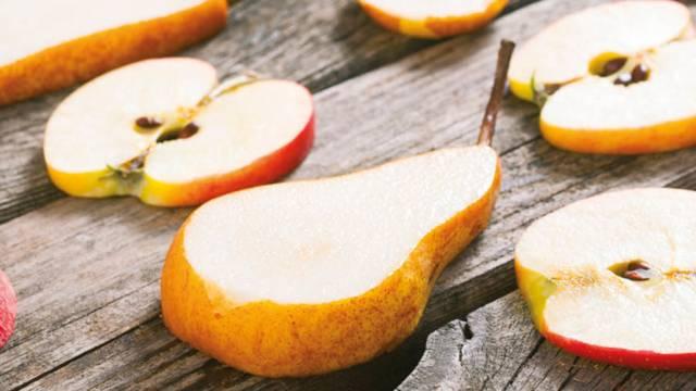 pear apple salad