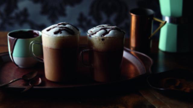 Chocolate & Spice Latte