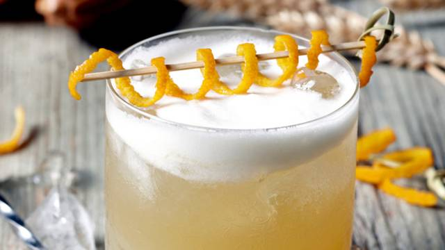 Traditional Whiskey Sour