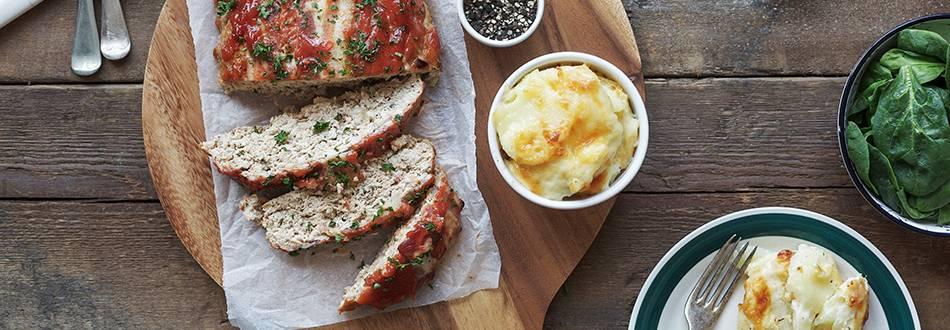 Turkey meatloaf