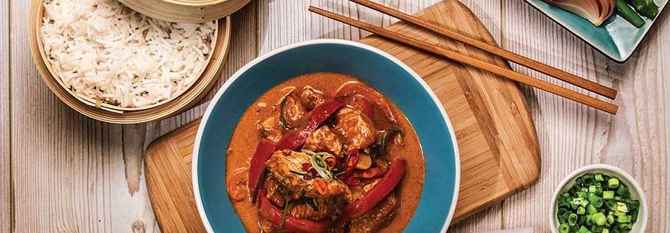 Turkey with Cinnamon and Pepper Sauce