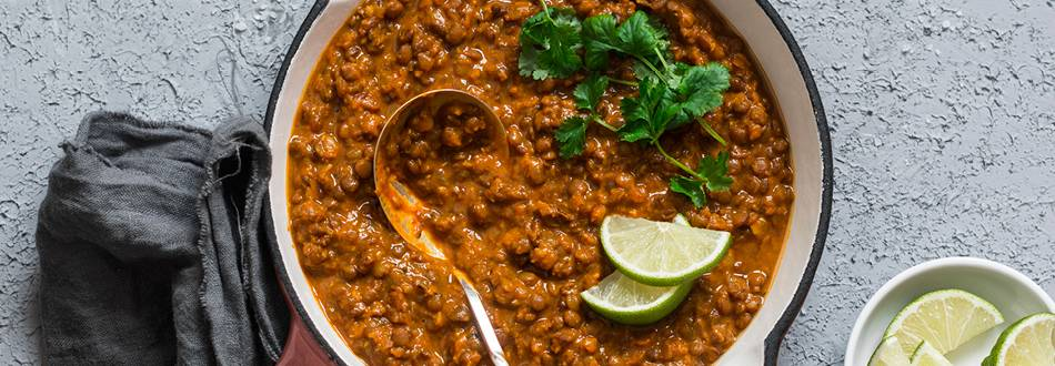 Hearty Lentil Curry